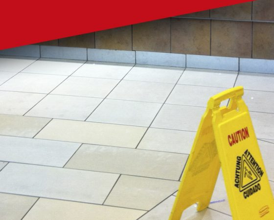 MaxxGrib floor safety<br />FREE anti-slip test of your slippery floor