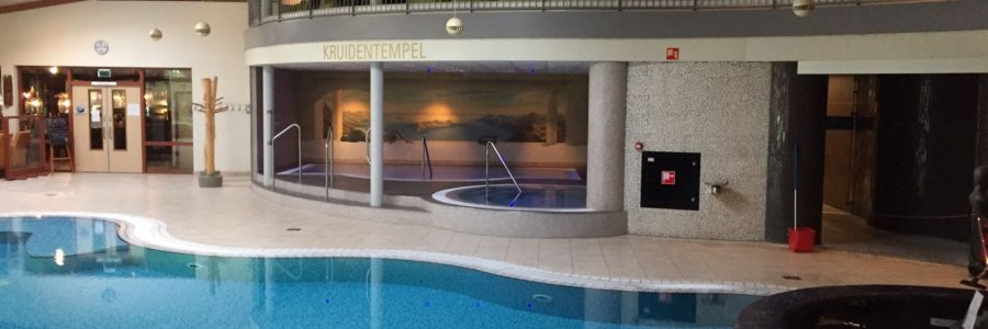 Thermen Holiday Schiedam (Netherlands) sauna- and pool are now anti-slip
