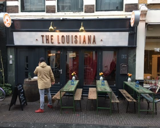 RESTAURANT THE LOUISIANA IN HAARLEM HAS ANTI-SLIP FLOORS DUE TO THE MAXXGRIB STEP 1,2,3 SYSTEM